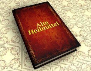 3D Buch V - Alte Heilmittel (Fotolia)