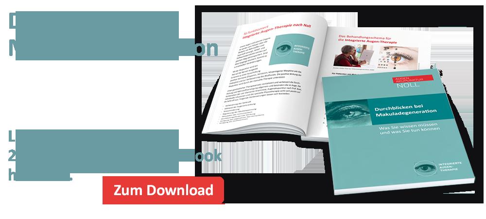 Kostenloses E-Book zur Makuladegeneration