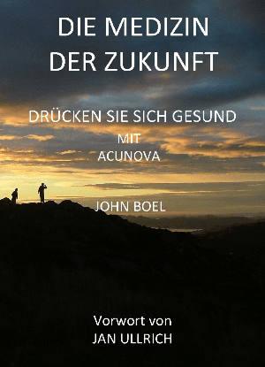Augenakupunktur als Therapie bei Makuladegeneration - Die Medizin der Zukunft (John Boel)