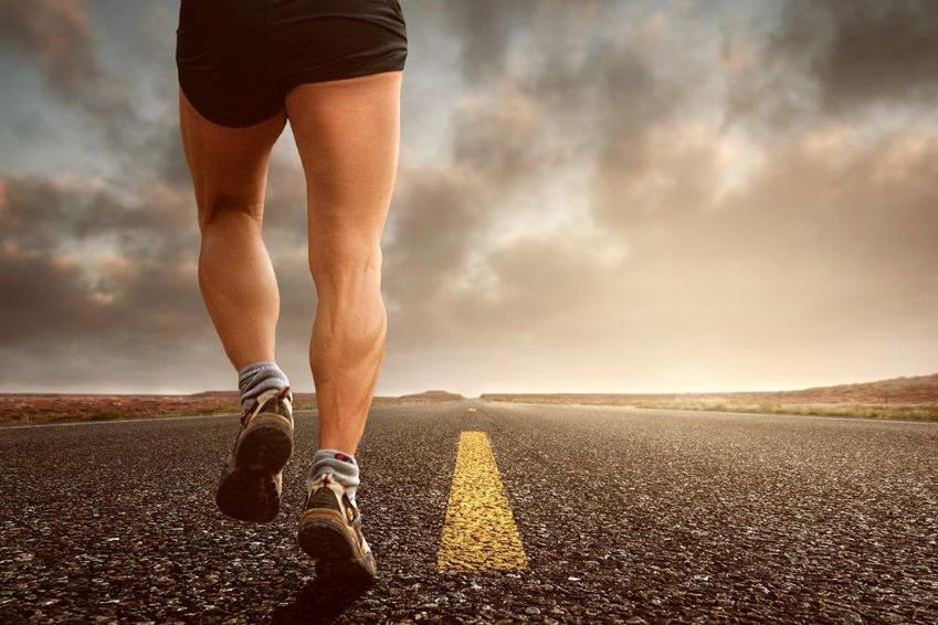 Ausdauersportart Laufen hilft bei Grünem Star (Glaukom)