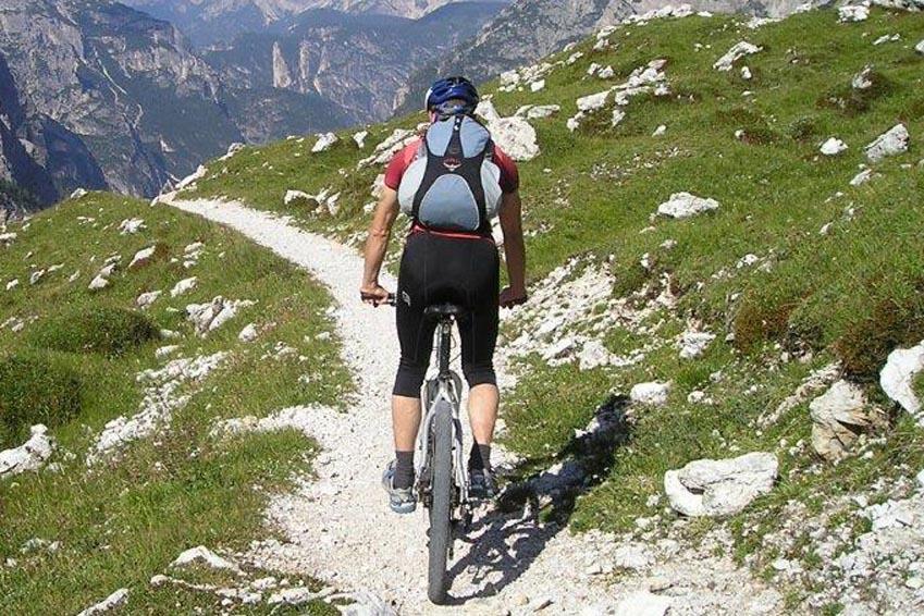 Ausdauersportart Radfahren hilft bei Grünem Star (Glaukom)